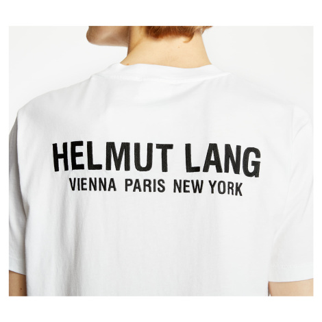 HELMUT LANG Eagle Boy Tee Chalk White