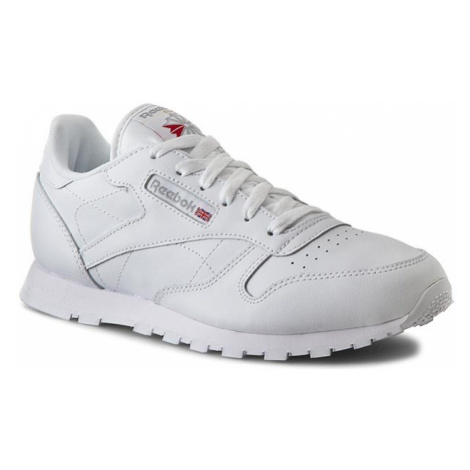 Buty Reebok - Classic Leather 50151 White