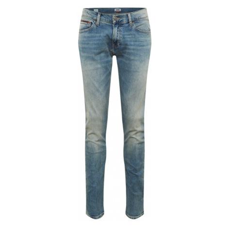 Tommy Jeans Jeansy 'SLIM SCANTON FLTNBC' niebieski denim Tommy Hilfiger