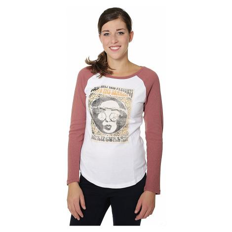 koszulka Rip Curl Losthill LS - Faded Rose