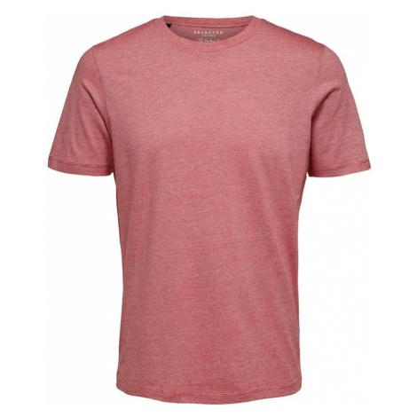 SELECTED HOMME Koszulka nakrapiany czerwony