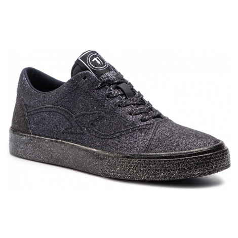 Sneakersy TRUSSARDI JEANS - 79A00315 Black