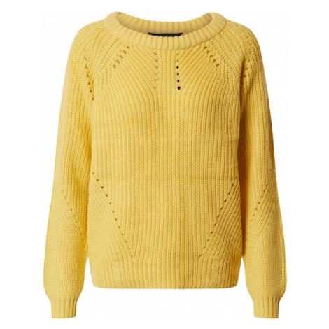 Dorothy Perkins Sweter żółty