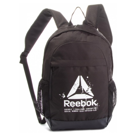 Plecak Reebok - Junior Motion Tr Bp DA1261 Black