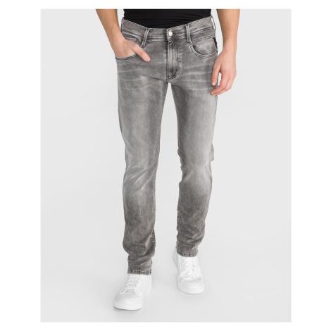 Replay Dżinsy męskie szary Jeans - S