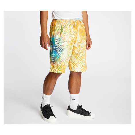 adidas x Pharrell Williams March Madness Fan Shorts Multicolor