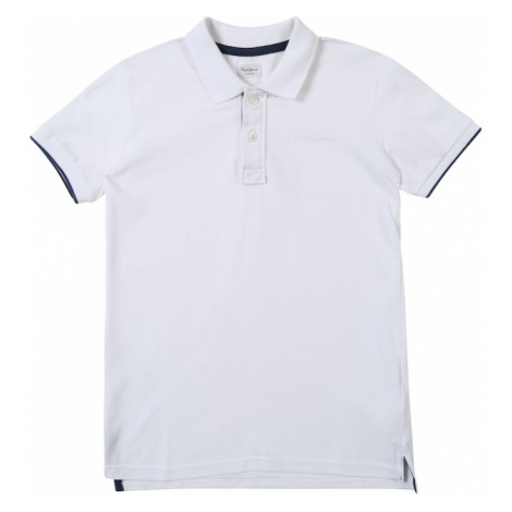 Pepe Jeans Koszulka 'THOR JR' biały