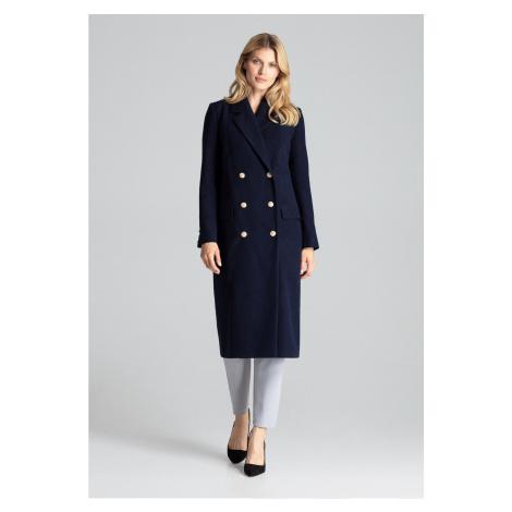 Płaszcz damski Figl M681