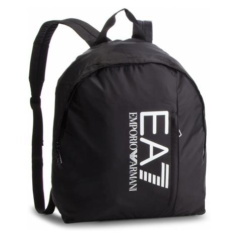 Plecak EA7 EMPORIO ARMANI - 275667 CC733 00020 Black