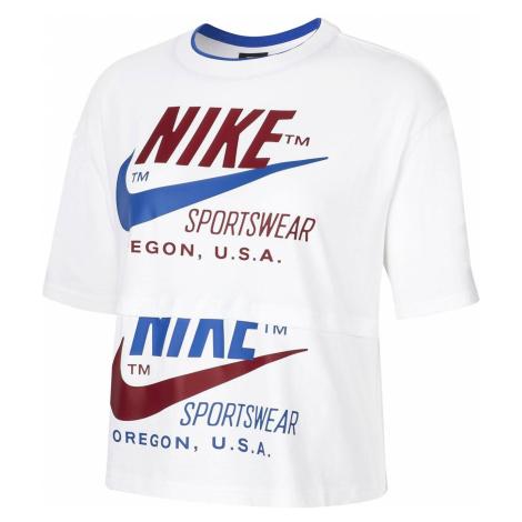 Nike Sportswear Icon Clash Damski top z krótkim rękawem