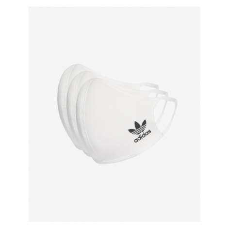 adidas Originals 3-pack Maseczka Biały