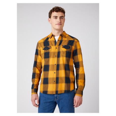 "Wrangler ""Western Shirt"" Inca Gold"