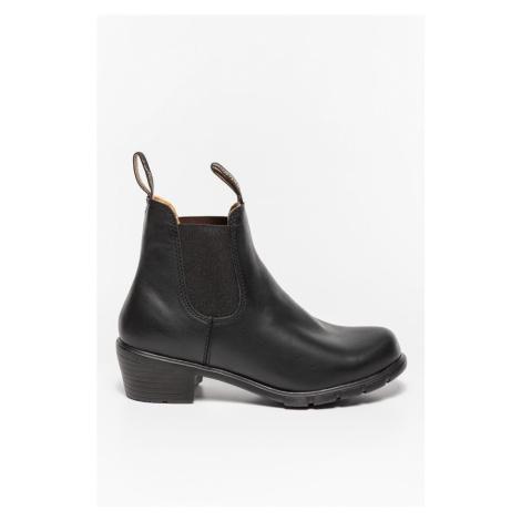 Buty Blundstone Elastic Sided Womens Heel 1671 Black