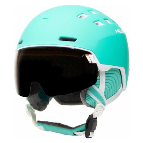 Head Kask narciarski Rachel 323529 Zielony