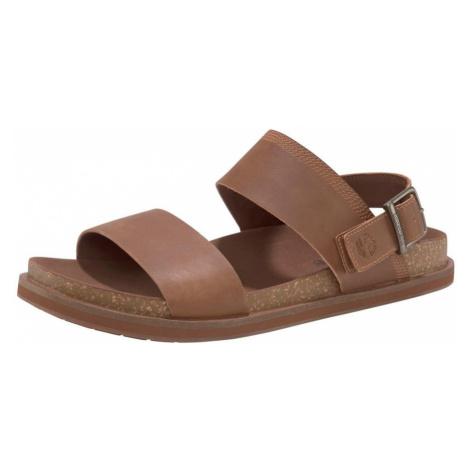 TIMBERLAND Sandały brązowy