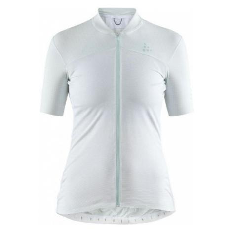 Craft HALE GLOW biały XL - Koszulka rowerowa damska
