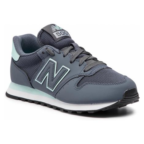 Sneakersy NEW BALANCE - GW500STM Szary