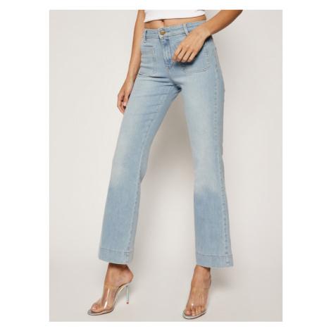 Wrangler Jeansy Regular Fit Flare W233VG12Y Niebieski Regular Fit