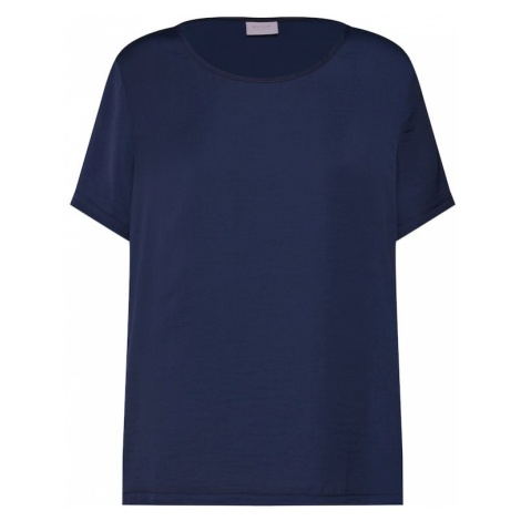 VILA Koszulka 'VIMelli' niebieska noc