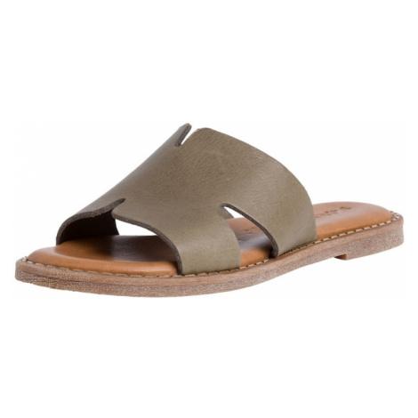 TAMARIS Pantofle brokat