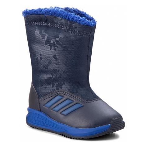 Śniegowce adidas - RapidaSnow I S81122 Conavy/Croyal/Sesoye
