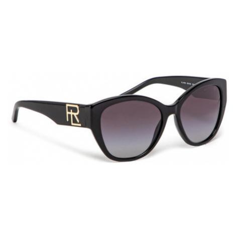Lauren Ralph Lauren Okulary przeciwsłoneczne 0RL8168 50018G Czarny