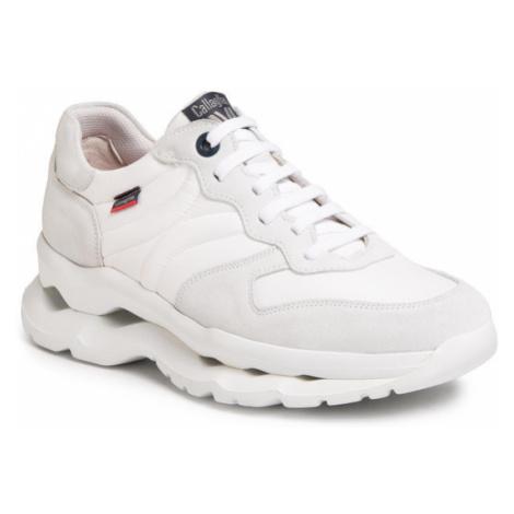 Callaghan Sneakersy Luxe 17801 Biały