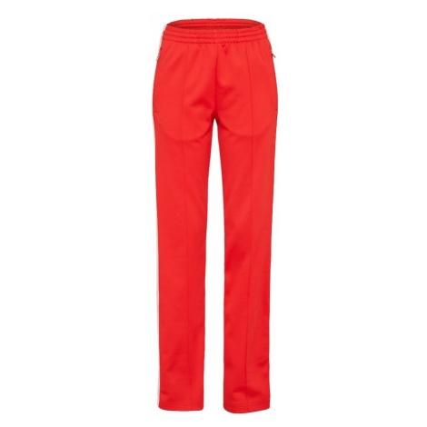 Calvin Klein Jeans Spodnie czerwony