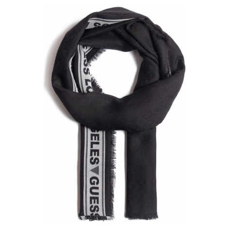 Szal GUESS - Not Coordinated Scarves AM8658 VIS03 BLA