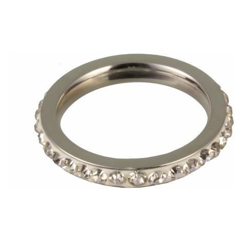 pierścionek Body Art R-Q4268 - C/Clear