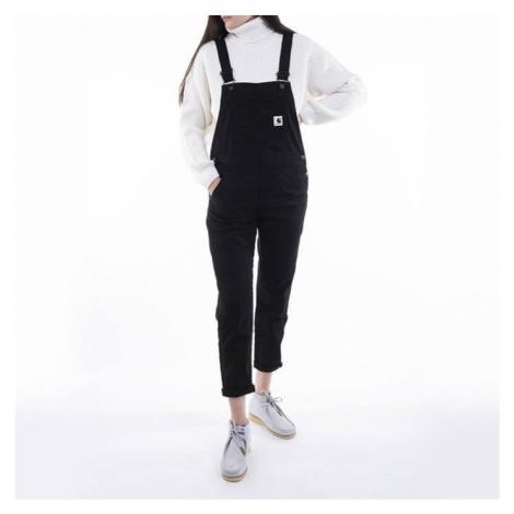 Spodnie damskie Carhartt WIP W Bib Overall I028634 BLACK