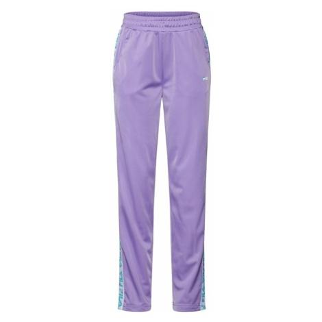 FILA Spodnie 'STRAP Track Pants' liliowy