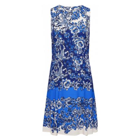 Desigual Letnia sukienka 'ATENAS' ciemny niebieski / mieszane kolory