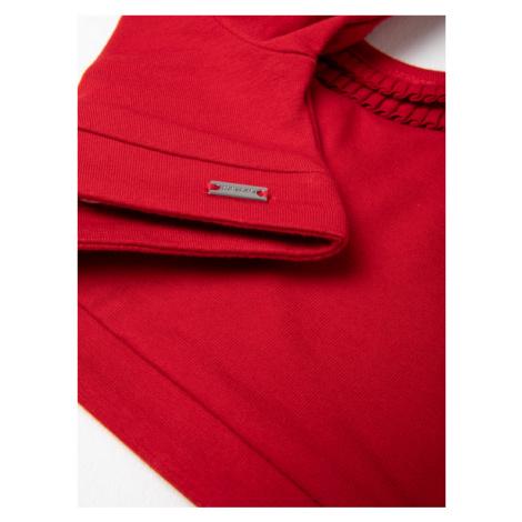 Mayoral Sweter 1468 Czerwony Regular Fit