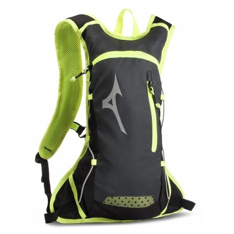Plecak MIZUNO - Running Backpack 33GD8030 D.Grey/Lime 91