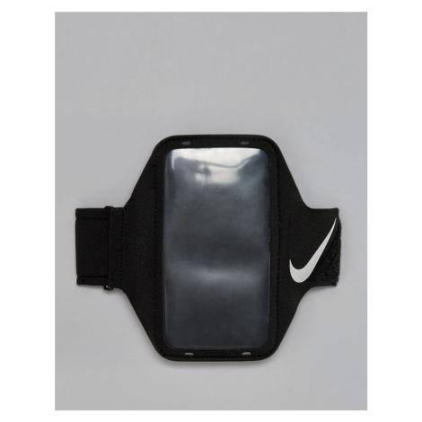 Nike Running phone armband in black
