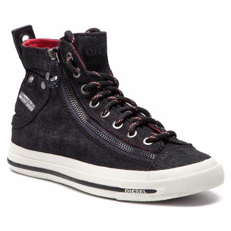 Sneakersy DIESEL - Expo-Zip W Y01751 P2088 T8168 Meteorite