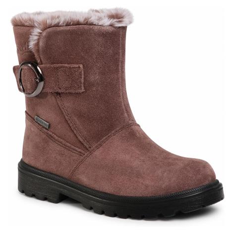 Dziewczęce obuwie na zimę Superfit
