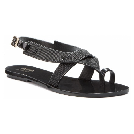 Sandały MELISSA - Girl Sandal + Jason Wu 32321 Black 01003