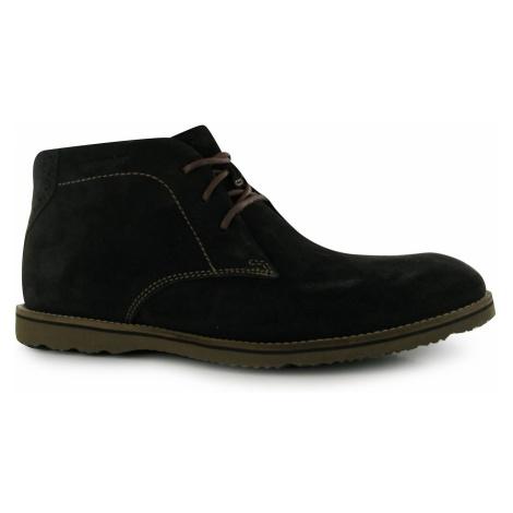 Rockport Jazz Suede Boots