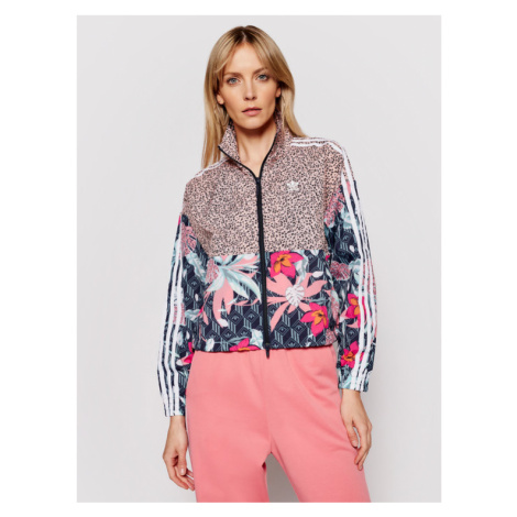 Adidas Bluza HER Studio London GN3601 Kolorowy Regular Fit