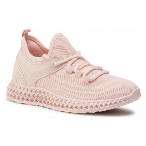 DeeZee Sneakersy WS290415-01 Różowy