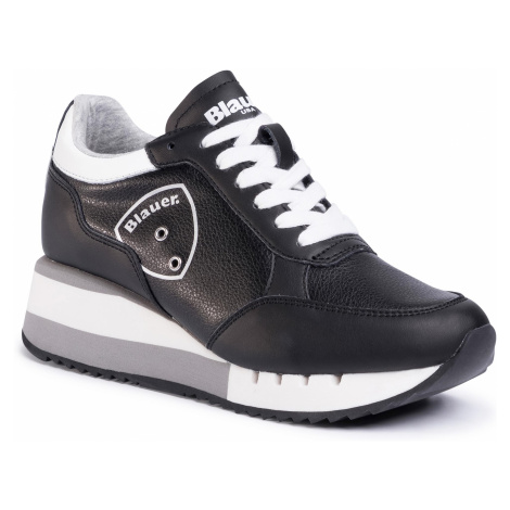 Sneakersy BLAUER - S0CHARLOTTE05/LEA Black