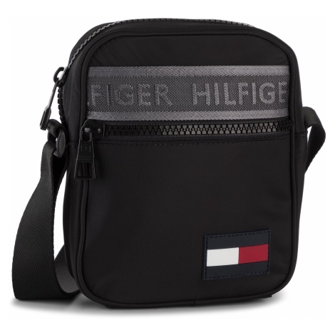 Saszetka TOMMY HILFIGER - Sport Mix Mini Reporter AM0AM04779 002