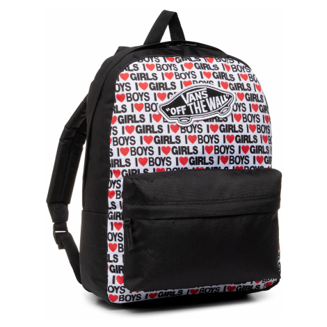 Plecak VANS - Realm Backpack VN0A3UI6VDA1 I Heart Boys Girls