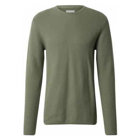 Minimum Sweter 'Reiswood 2.0' oliwkowy