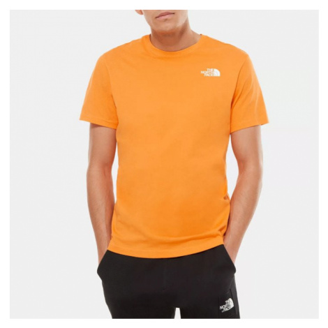 Koszulka męska The North Face M S/S Redbox Tee NF0A2TX2ECL