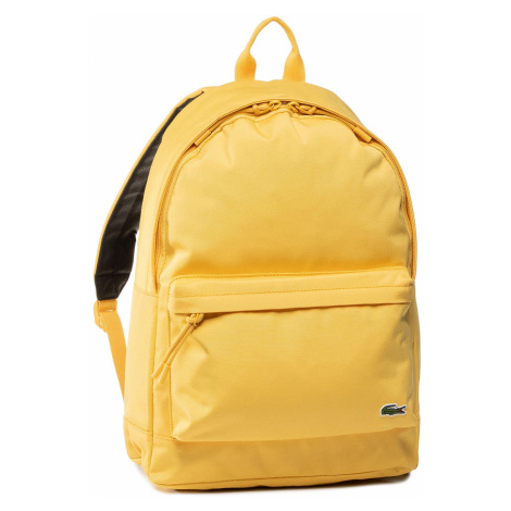 Plecak LACOSTE - Backpack NH2677NE Samoan Sun D46