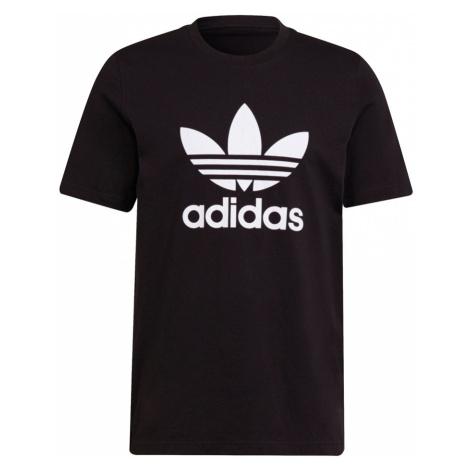 Adidas Adicolor Classics Trefoil Tee Męska Czarna (H06642)