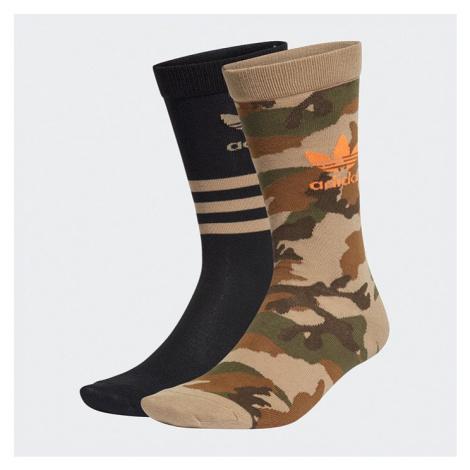 Skarpetki adidas Originals Camo Crew Sock GD3567